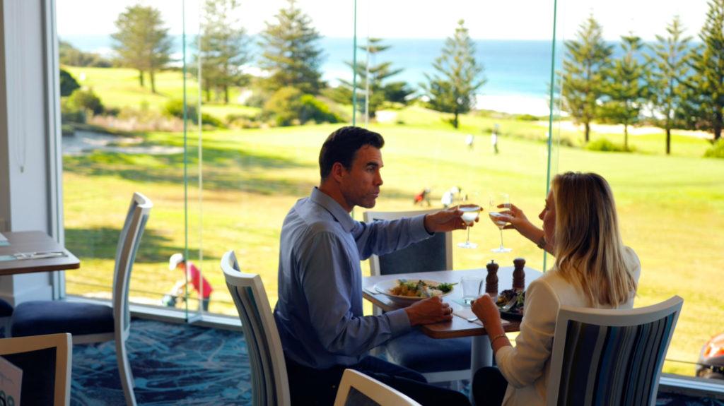 Aqua - Now Open - Shelly Beach Golf Club